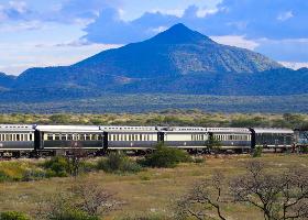 Sonderzugreise - Im African Explorer nach Namibia