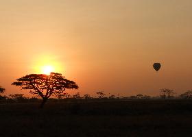 Tansania Safari Serengeti und Ngorongoro