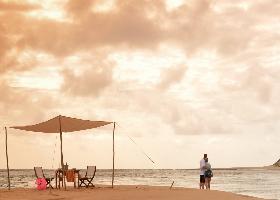 Mosambik Badeurlaub Machangulo Beach Lodge