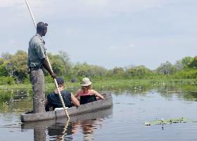 Botswana - Mit Komfort am Okavango Delta