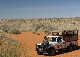 Südafrika Mietwagenreise – Kapküste, Namaqualand & Kalahari