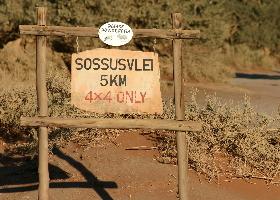 Namibia, Botswana, Simbabwe - Mietwagenreise
