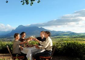Südafrika mit Genuss - City, Wein & Safari